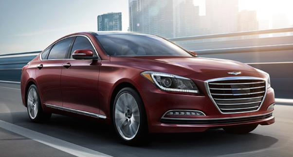 2015 Hyundai Genesis serving Denver CO - Centennial Dealer