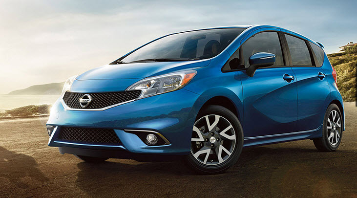 2016 Nissan Versa NOTE serving Hemet CA