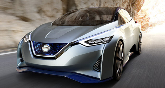 Nissan IDS Concept Review l California