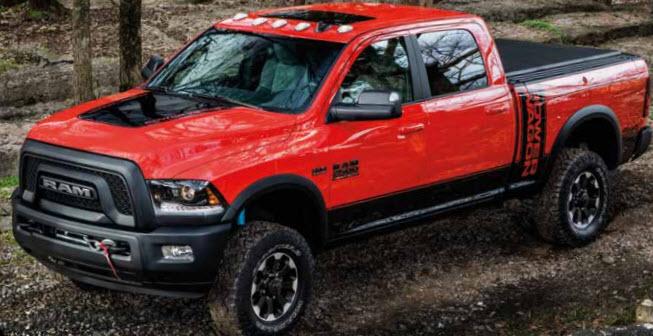 2017 ram power wagon near akron ohio progressive for Southern motors springfield chrysler dodge jeep