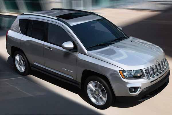 test drive 2017 jeep compass near colorado springs. Black Bedroom Furniture Sets. Home Design Ideas