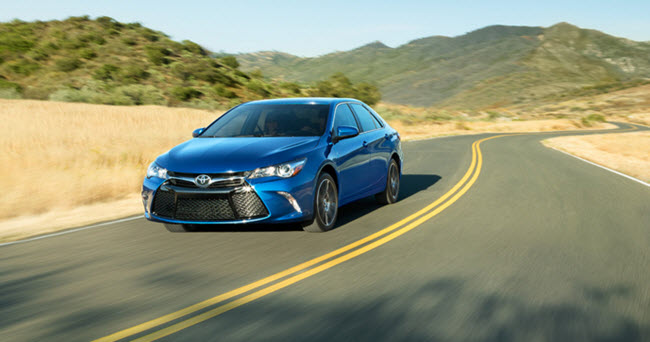 2016 toyota camry se near colorado springs. Black Bedroom Furniture Sets. Home Design Ideas