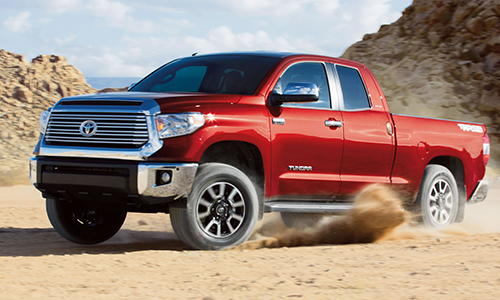 Test Drive 2016 Toyota Tundra near Colorado Springs