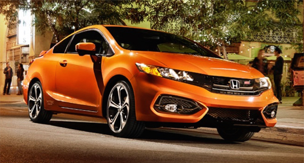 2015 Civic Si Coupe