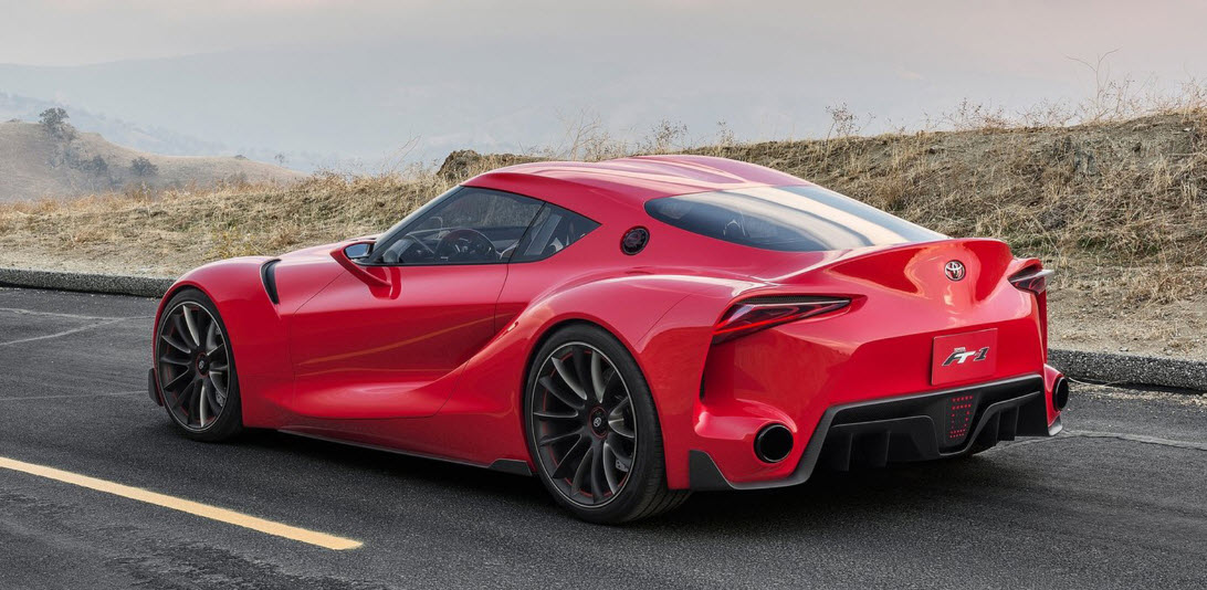 Toyota FT-1 Concept Review in Colorado