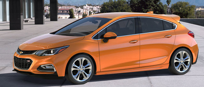 Why 2017 Chevy Cruze Hatchback Near Paducah Ky