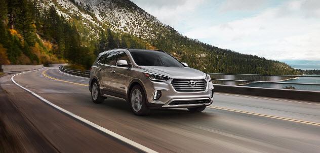 2017 Hyundai Santa Fe serving Salt Lake City Utah