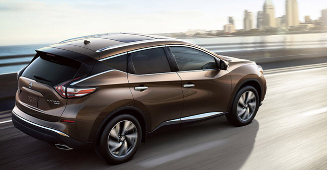 Test Drive 2015 Nissan Murano near Elgin IL