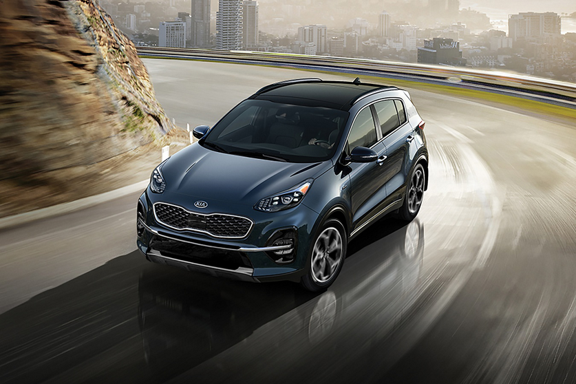 Research the new 2020 Kia Sportage in Mississauga ON