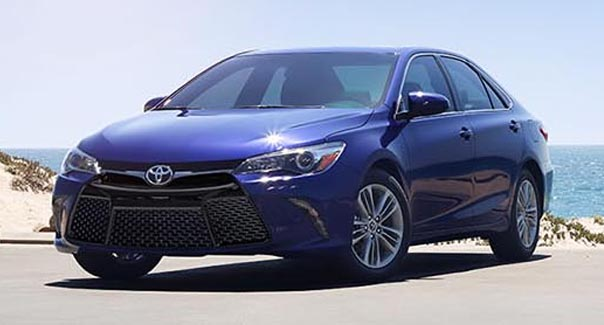 Best Tires For Toyota Camry >> Review 2016 Toyota Camry near Colorado Springs - Pueblo Toyota