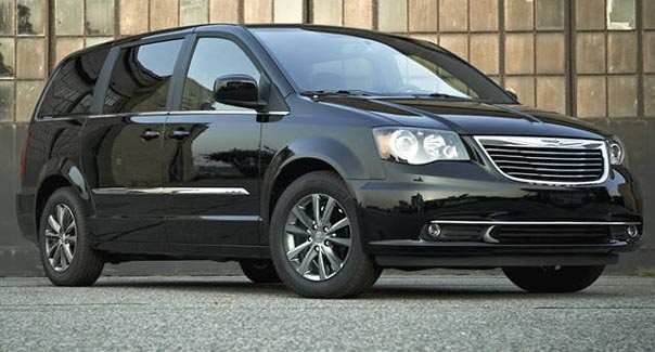 Test Drive 2015 Chrysler Town Country Colorado Springs