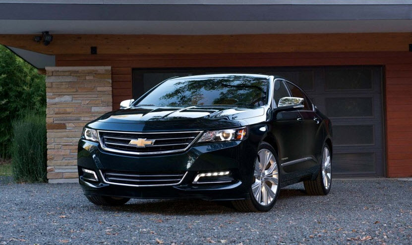 2016 Chevy Impala Dealer