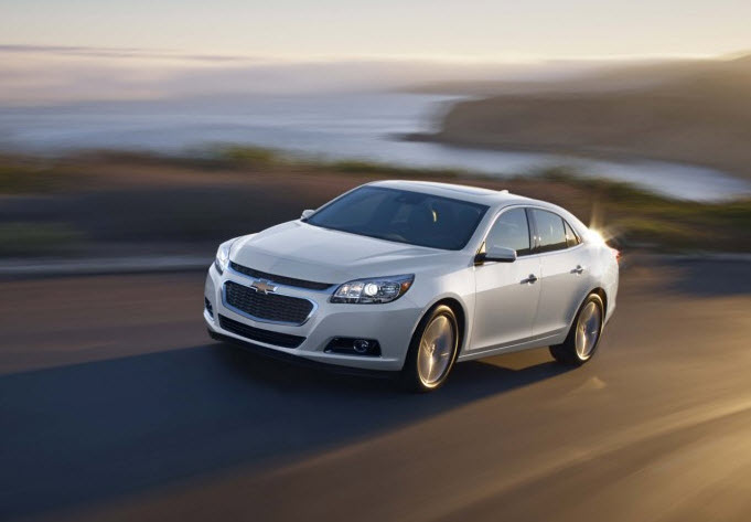 2016 Chevy Malibu Dealer