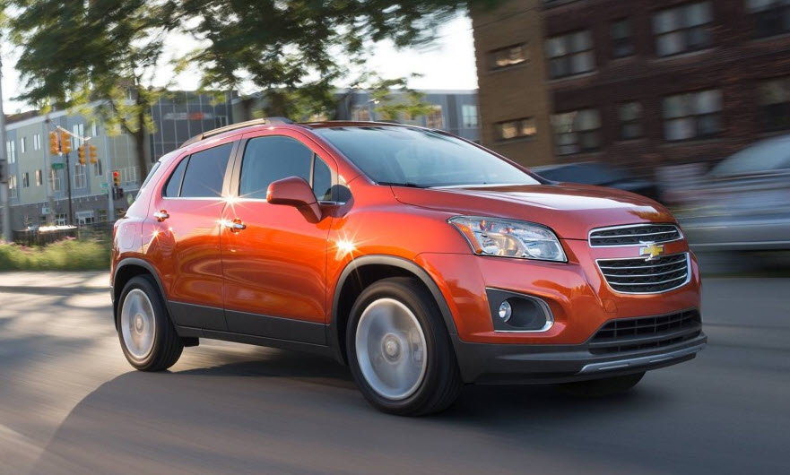 2016 Chevy Trax Dealer