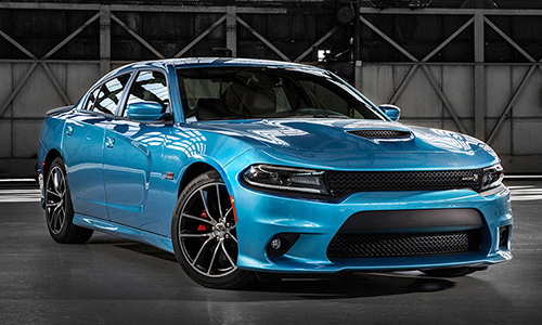 2017 Dodge Charger Near Crystal Lake Illinois