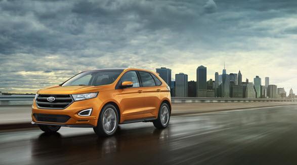 Chicago  Ford Edge Dealership