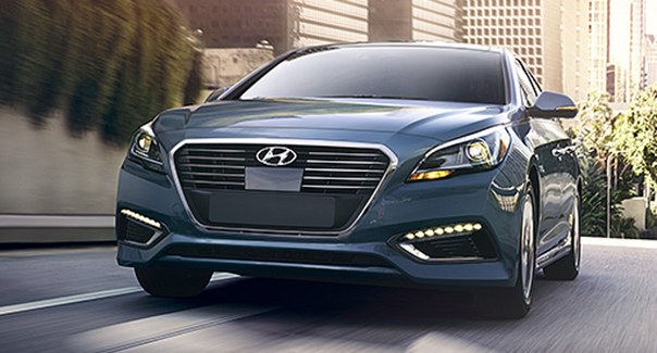2016 Hyundai Sonata Hybrid Serving Denver Co