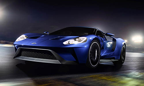 Ford Gt Chicago Il Review