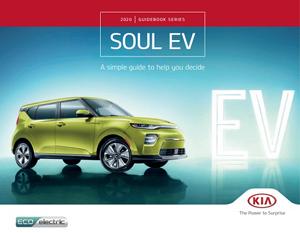 2020 Kia Soul EV