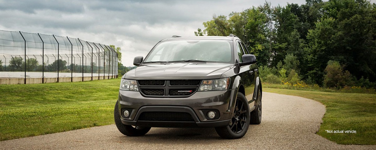 2018 Dodge Journey Lease and Specials in Antioch Illinois