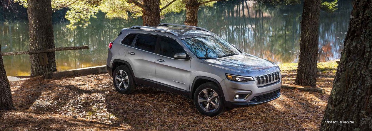 2019 Jeep Cherokee Lease and Specials in Antioch Illinois