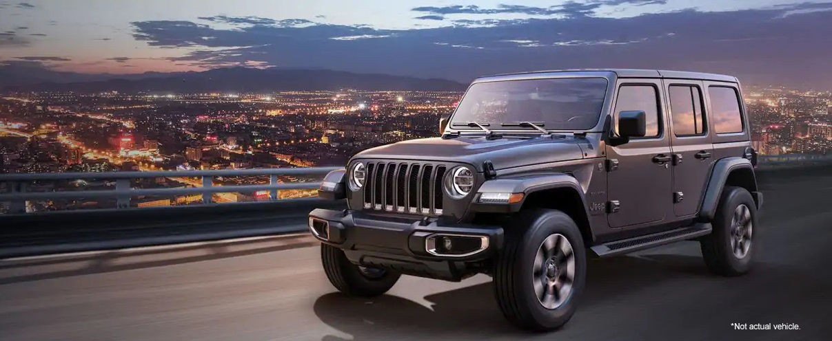 2019 Jeep Wrangler Lease and Specials in Antioch Illinois
