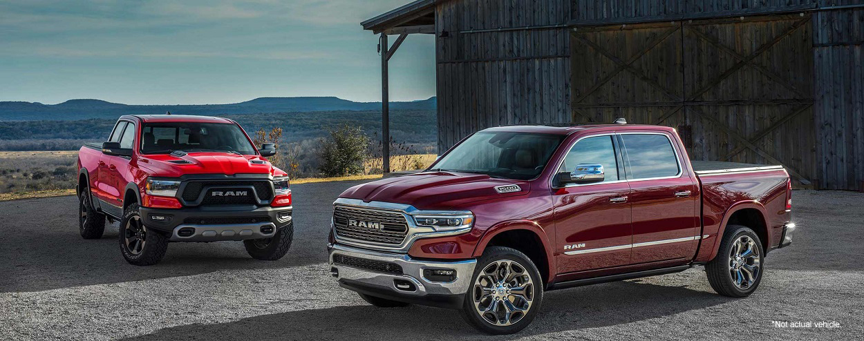 2019 RAM 1500 Lease and Specials in Antioch Illinois