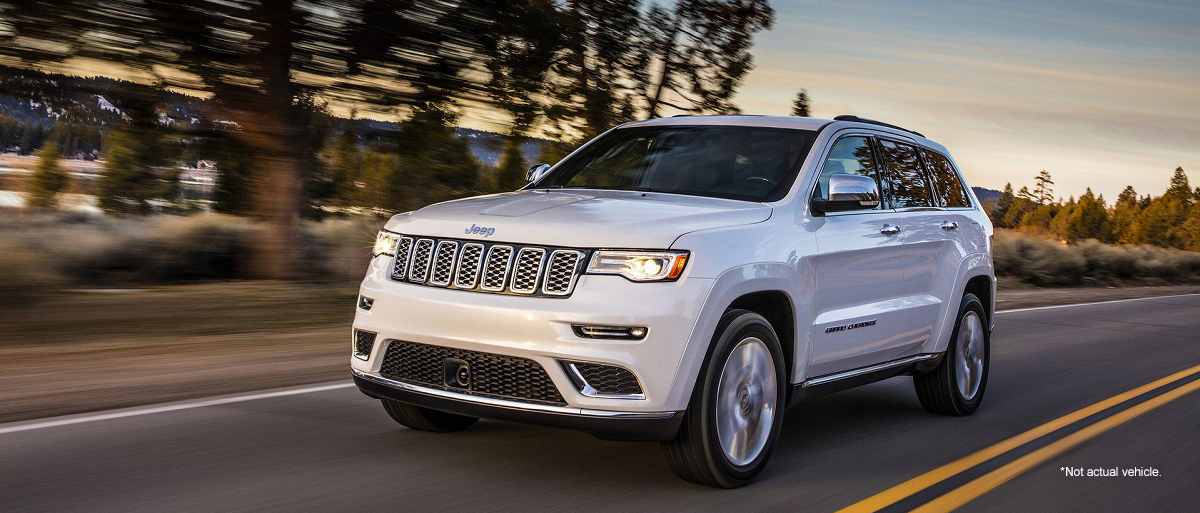 2019 Jeep Grand Cherokee Lease and Specials in Antioch Illinois