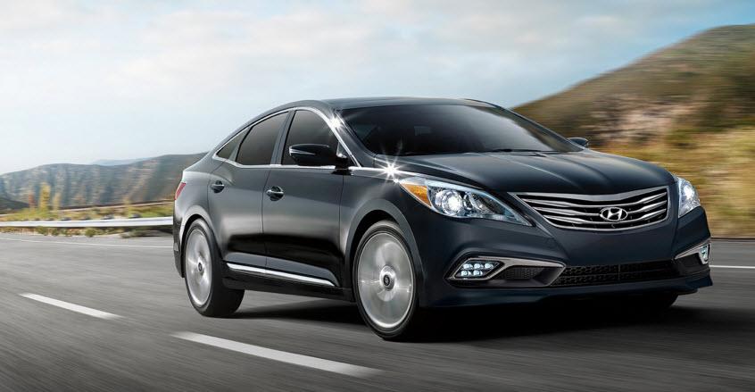 2016 Hyundai Azera Denver Co