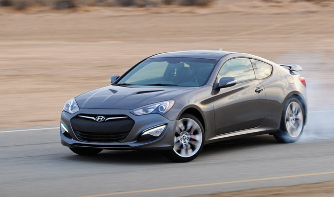 2016 Hyundai Genesis Coupe Denver CO