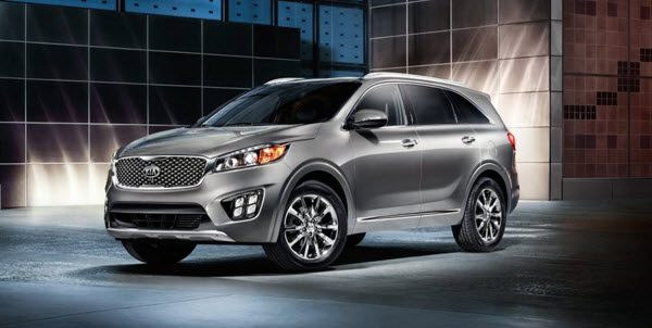2016 KIA Sorento near Denver