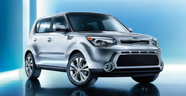 2016 Kia Soul serving Aurora Colorado