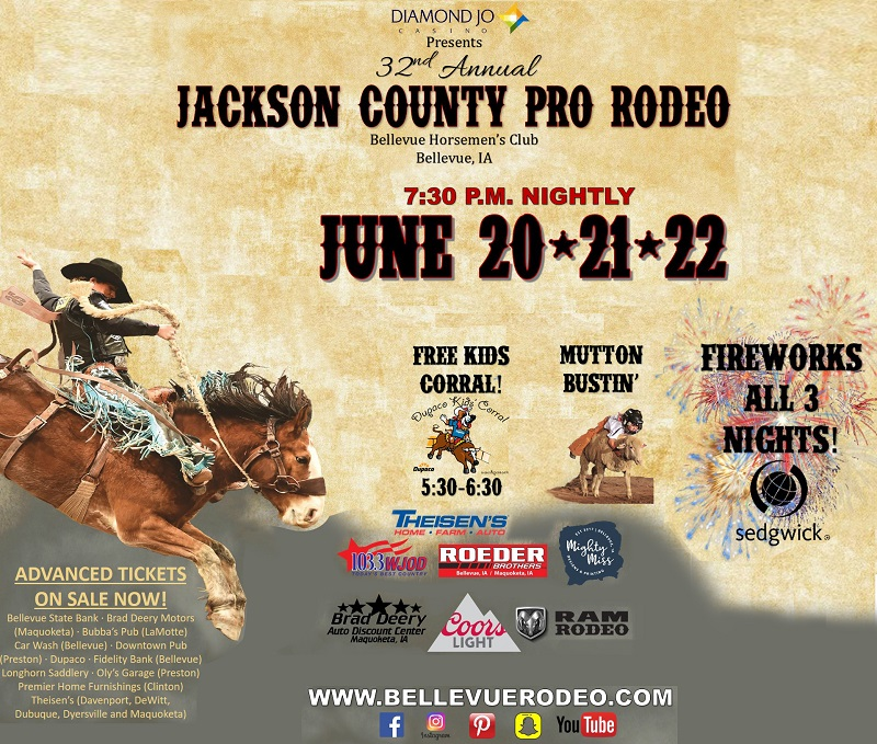 Jackson Country Pro Rodeo