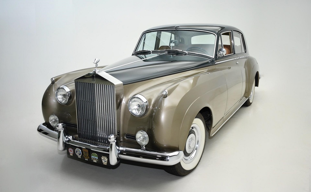 Used Rolls Royce for Sale in New York - 1960 Rolls Royce Silvercloud