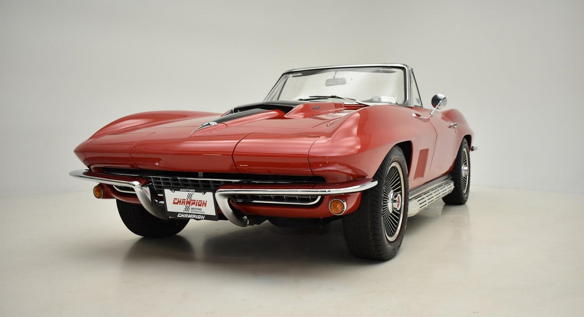 1967 Chevrolet Corvette Stingray in New York