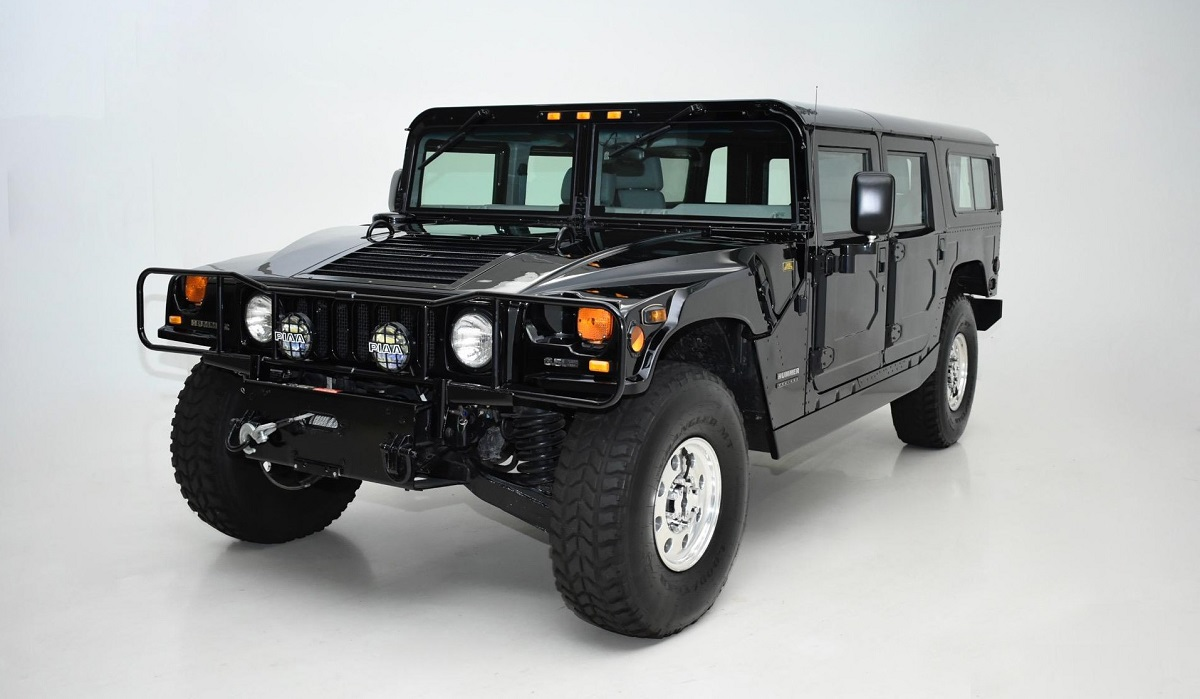Used HUMMER H1 sales in New York - 1999 Hammer H1 Wagon
