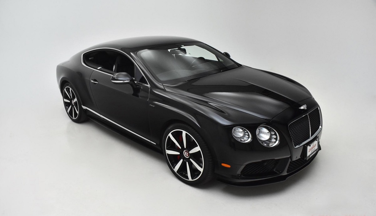Used Bentley Continental GT sales in New York