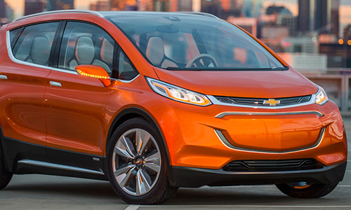 Chevy Bolt EV Concept