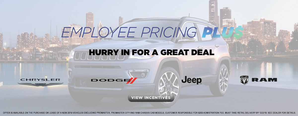 Wabash Valley Chrysler - Employee Pricing for Everyone