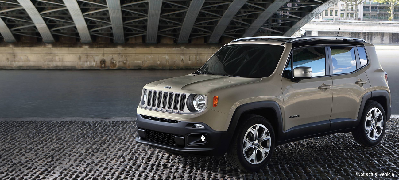 2018 Jeep Renegade Lease and Specials in Antioch IL