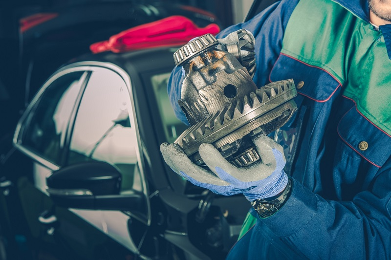 BMW Differential Gear Service in Parker CO