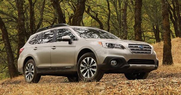 2016 Subaru Outback Dealer Near Detroit Mi