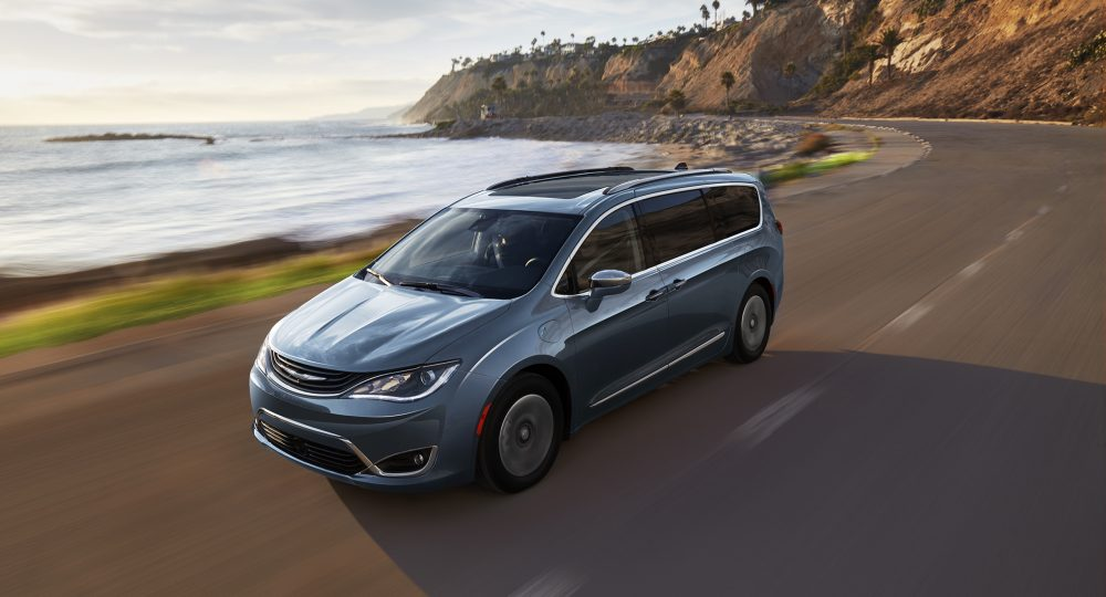 Test Drive 2017 Chrysler Pacifica by Bunker Hill IN