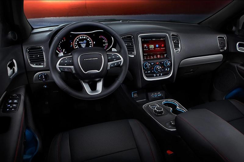 Wabash NY - 2017 Dodge Durango's Interior