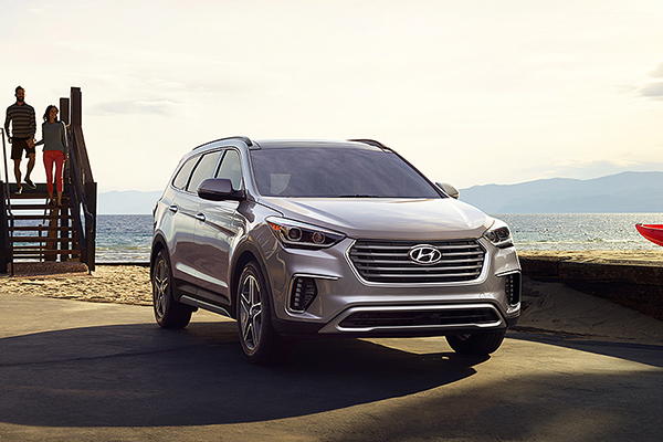 Boulder CO - 2017 Hyundai Santa Fe's Overview