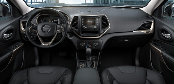Wabash IN - 2017 Jeep Cherokee's Interior