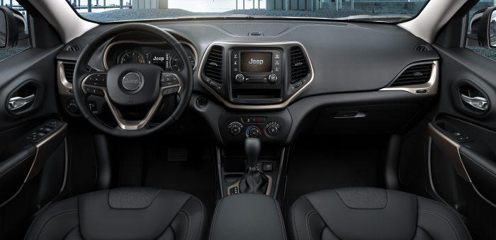 Kokomo IN - 2017 Jeep Cherokee Sport's Interior