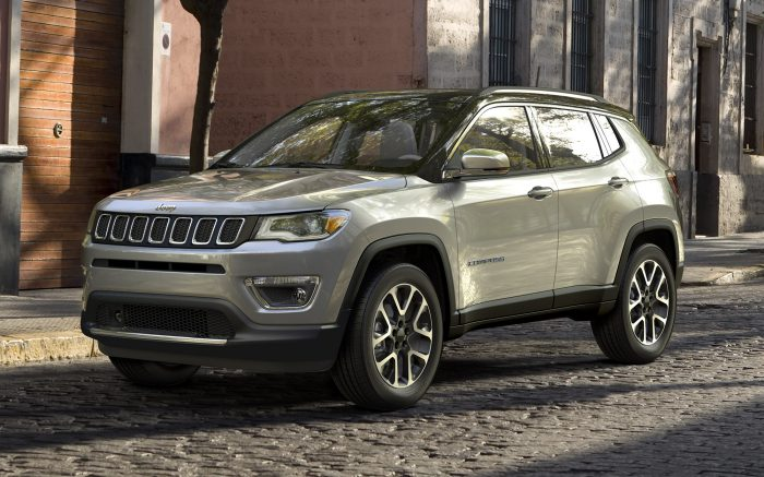Jeep New Vehicle Dealership - 2017 Jeep Compass