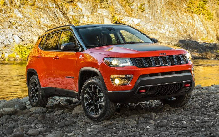 Jeep New Vehicle Dealership - 2017 Jeep Compass Exterior