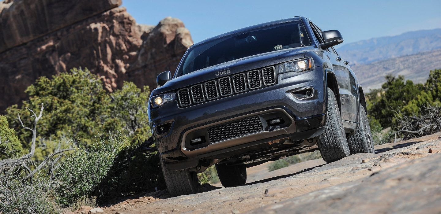Test Drive 2017 Jeep Grand Cherokee by Bunker Hill IN